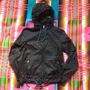 Free People Windbreaker Jacket / Fanny Pack